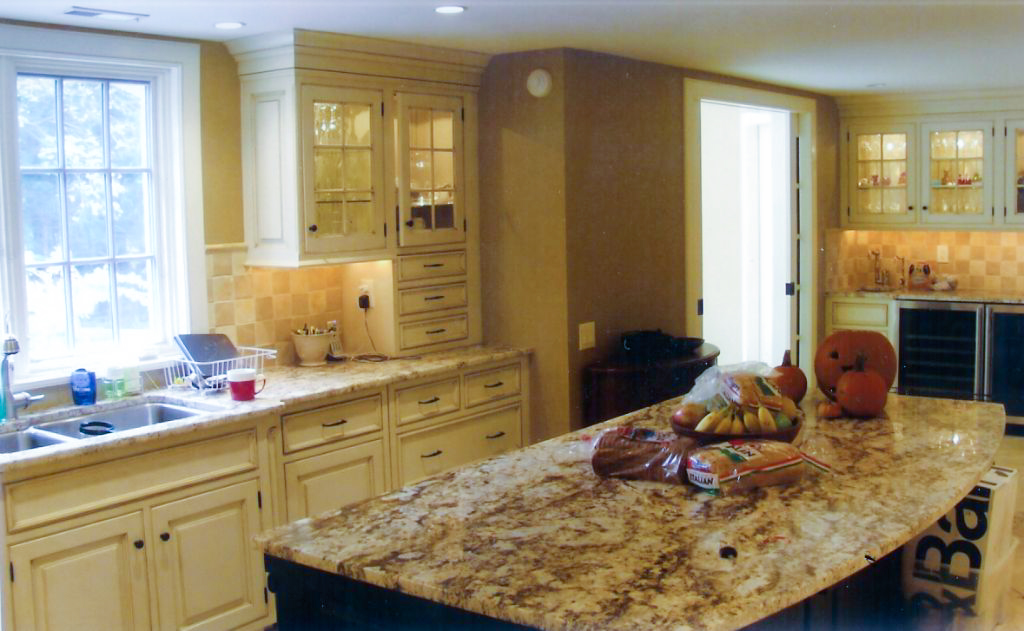 ... Rustic Kitchen Remodel, Willow Grove ...